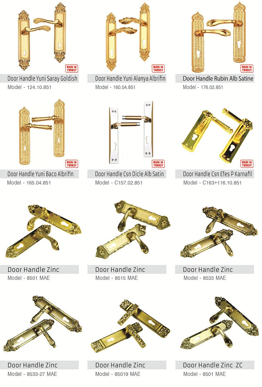Door Lock & Handles | SBS-QATAR