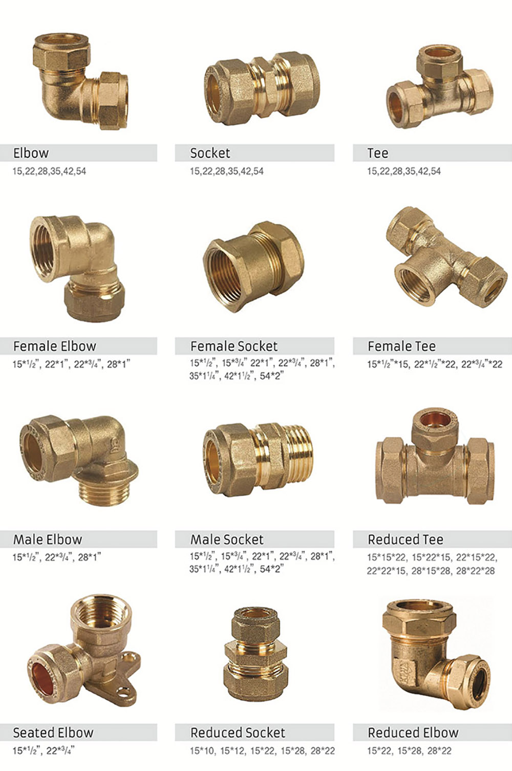 Brass Fittings Sbs Qatar